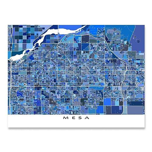Amazon.com: Mesa Map Print, Arizona USA, City Street Art ... on funny maps of usa, map of wyoming showing cody, map of united states, google maps montana usa, map of az, detroit map usa, iowa map usa, map of desert region in ca, map of us and puerto rico, utah map usa, arizona's location in usa, maryland location in usa, geo maps usa, map portland oregon usa, map of phoenix and surrounding communities, driving road map usa, map seattle washington usa, location of georgia usa, map of prescott and prescott valley, map idaho usa,