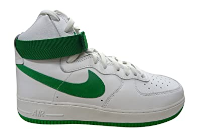 2bf2f25d1f57 Image Unavailable. Image not available for. Colour  nike air force 1 HI  retro QS mens hi top trainers 743546 sneakers shoes ...