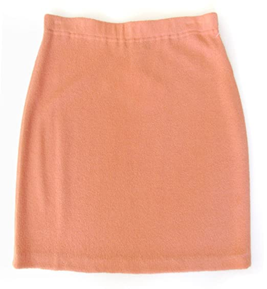 4bb421f55d St. John Collection by Marie Gray Tangerine Boucle Pencil Skirt at Amazon  Women's Clothing store: