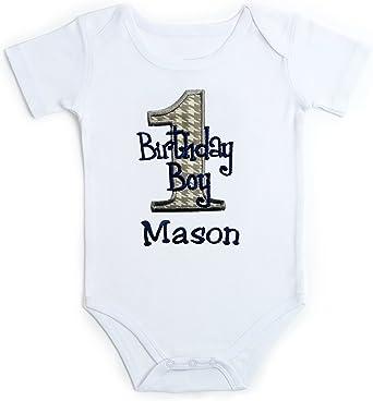 Elf personalized baby boy bodysuit First birthday gift Custom baby bodysuit 1st birthday boy girl First birthday boy girl Elf size