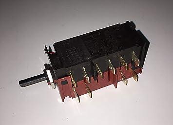Thetford 623400 - Interruptor selector de Polos para Nevera SR 5 ...