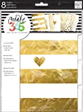 me & my BIG ideas Create 365 The Happy Planner Gold Foil Dividers