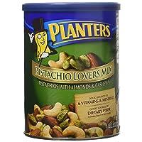 Planters Pistachio 13.88 Lovers Mix Salted Deals
