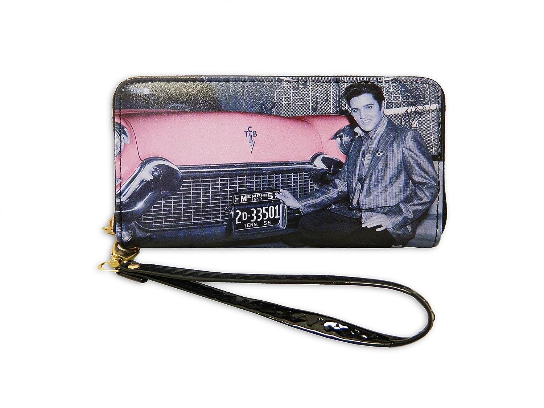 Elvis Presley Wallet With Car