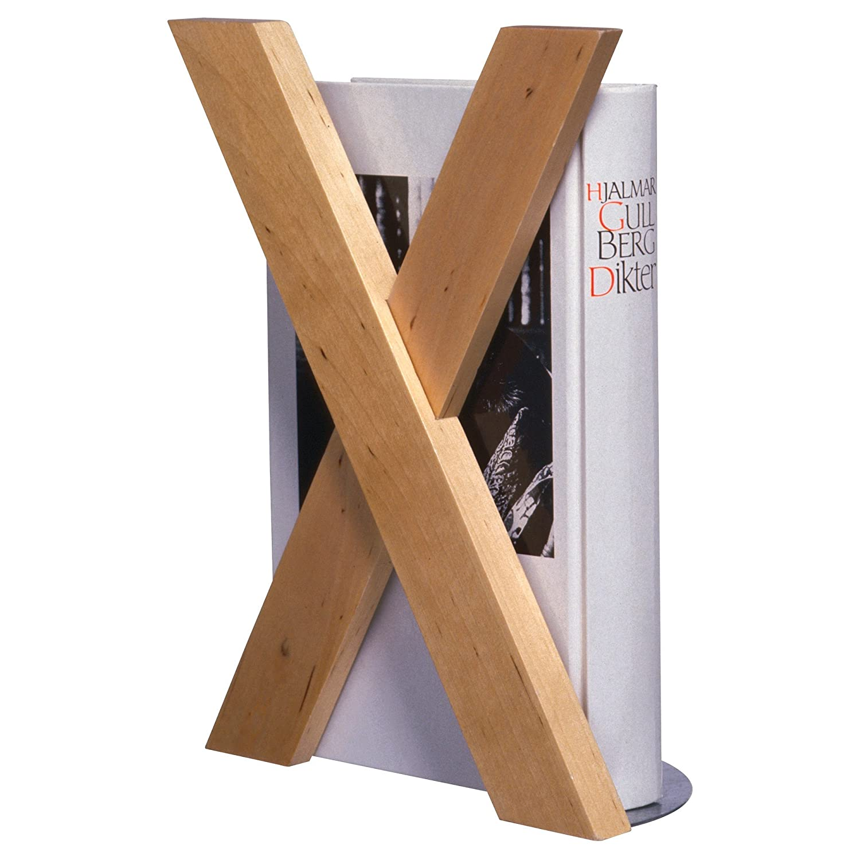 Ikea Skribent Book-end, Hardwood 766.901.06