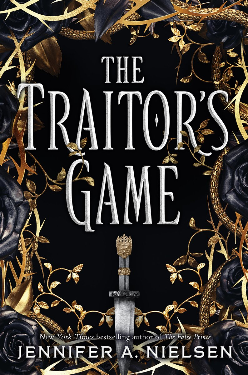 Amazon.com: The Traitor's Game (The Traitor's Game, Book 1) (1)  (9781338045376): Nielsen, Jennifer A.: Books