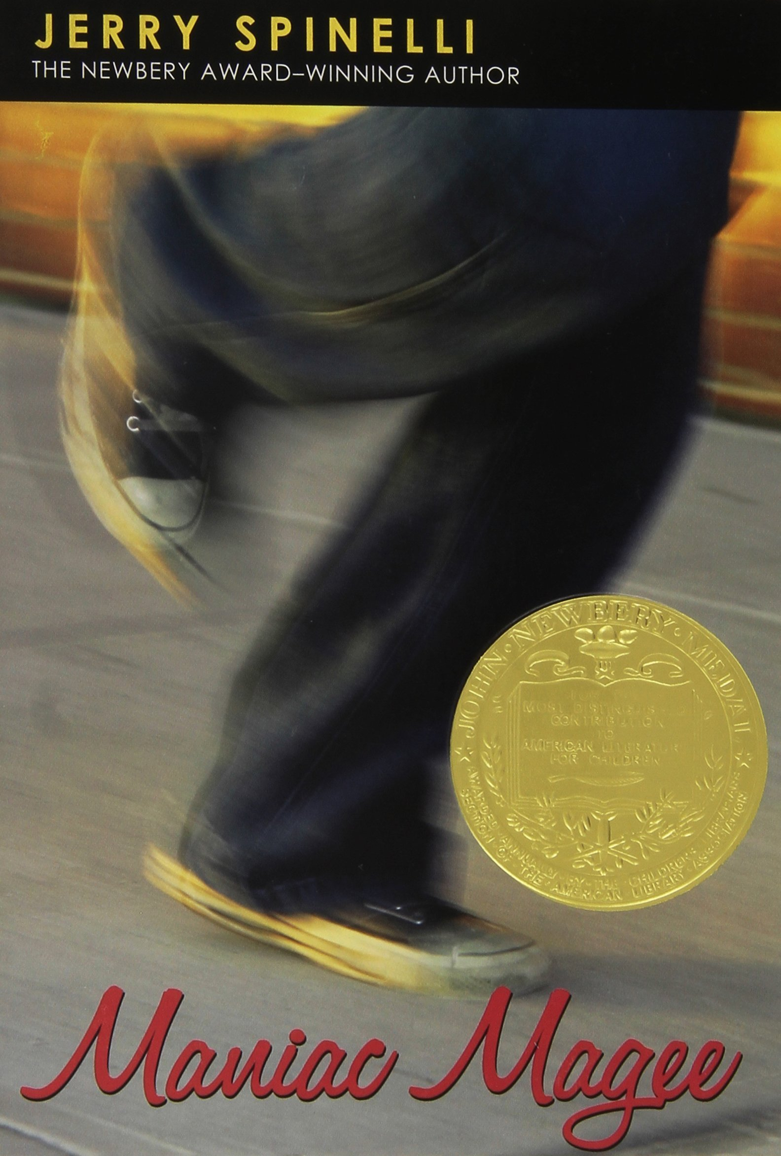 Maniac Magee: Jerry Spinelli: 9780316809061: Amazon.com: Books