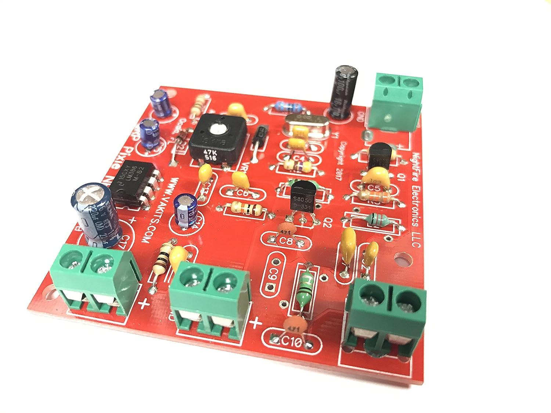 QRP Pixie CW Transceiver Kit - 7 050 MHz (40 Meters)