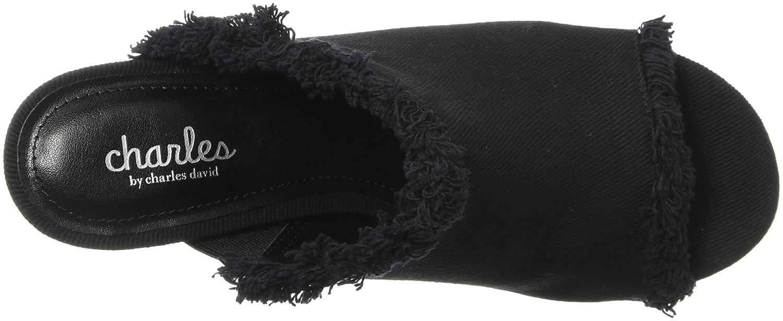 Charles by Charles David Women's Kadia Slide Sandal B075NRDZ58 8.5 B(M) US Black