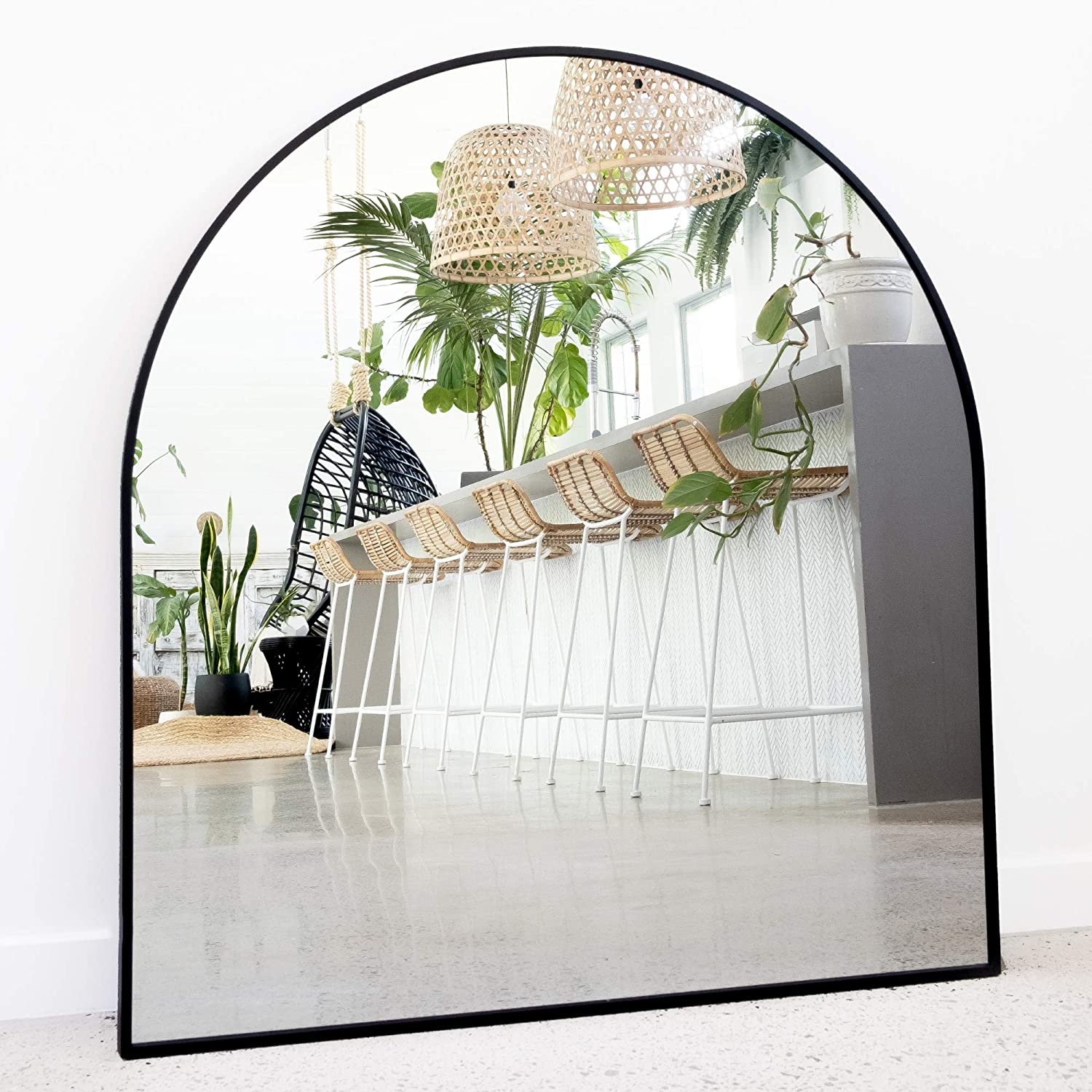 Arched Mirror, 33
