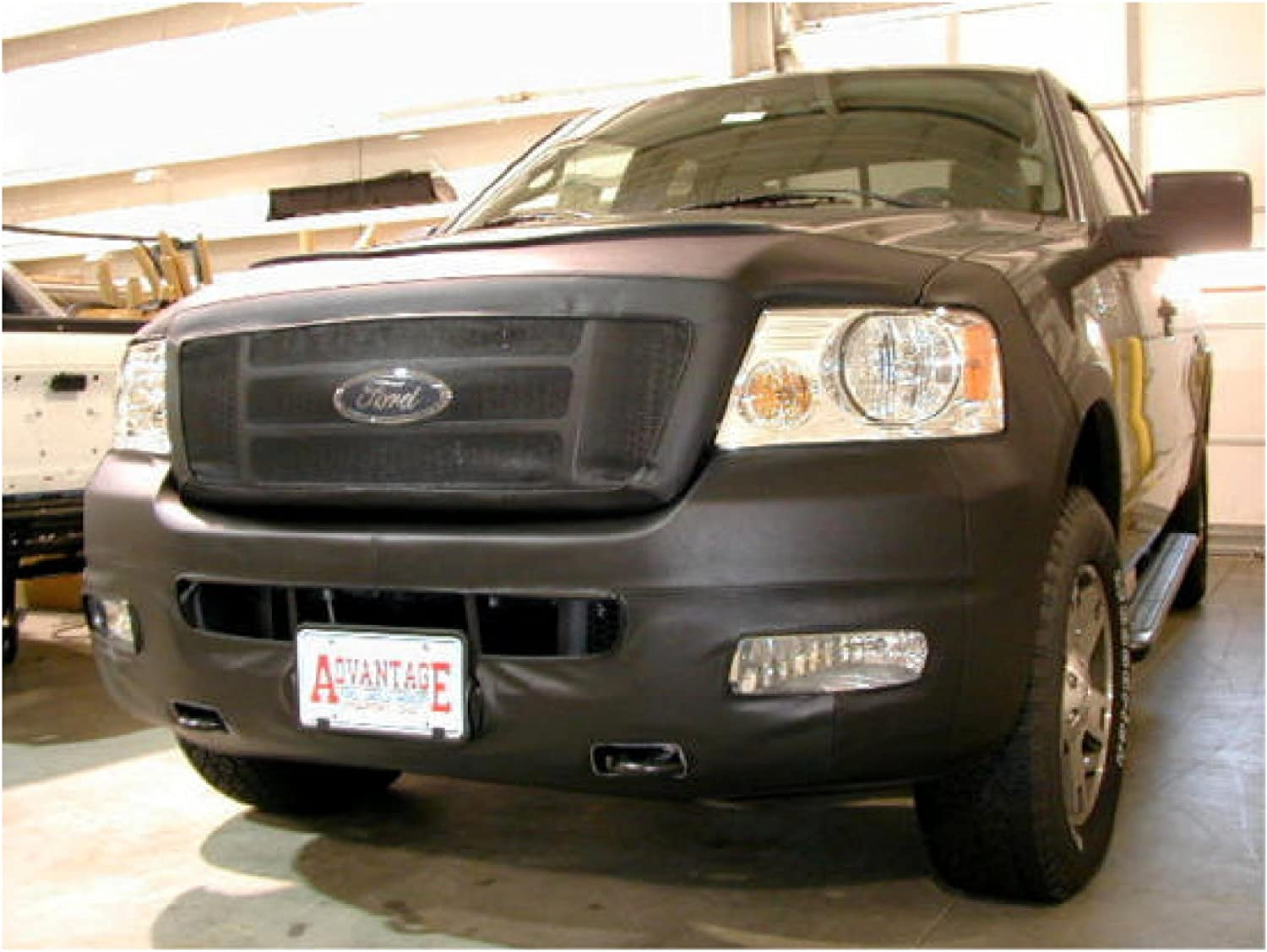 Black Vinyl LeBra Front End Cover Ford Expedition