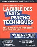 La bible des tests psychotechniques