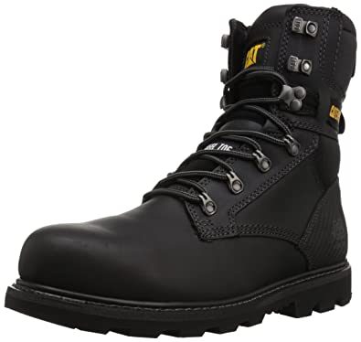 738b6448be0 Caterpillar Men's Indiana 2.0 ST/Black Industrial & Construction Shoe
