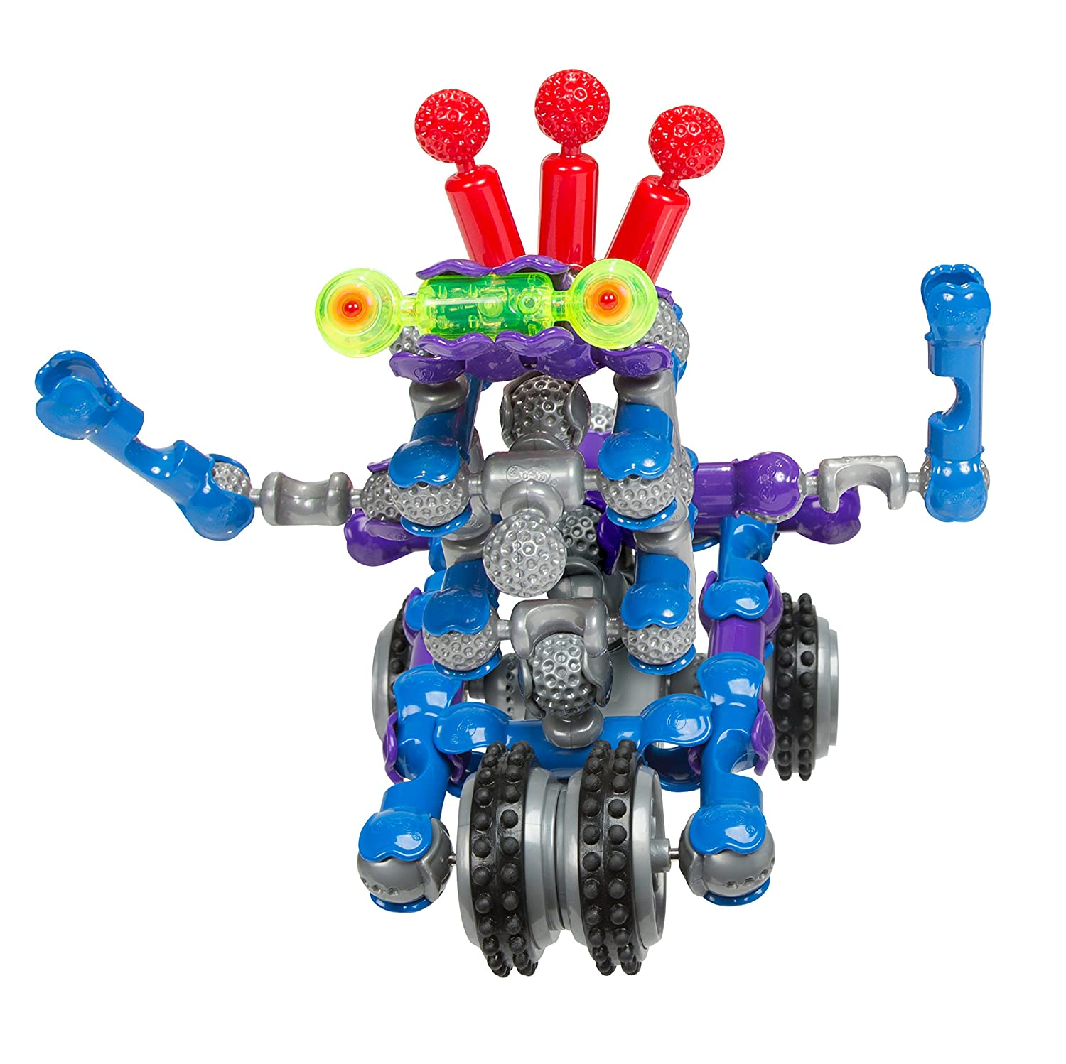 Amazon ZOOB BuilderZ ZOOB Bot Toys & Games