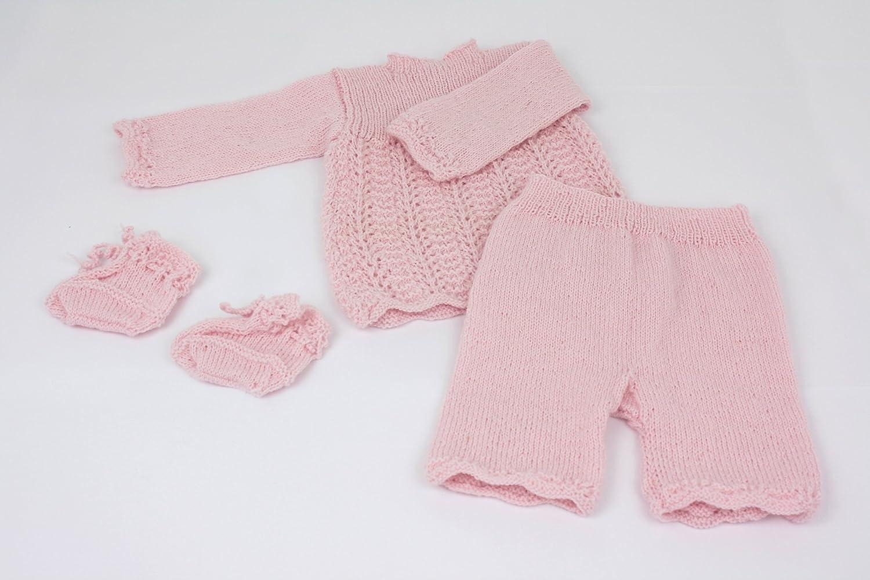 Myoma Baby Stricken Anleitung Diy Babyensemble Blau Babykleidung