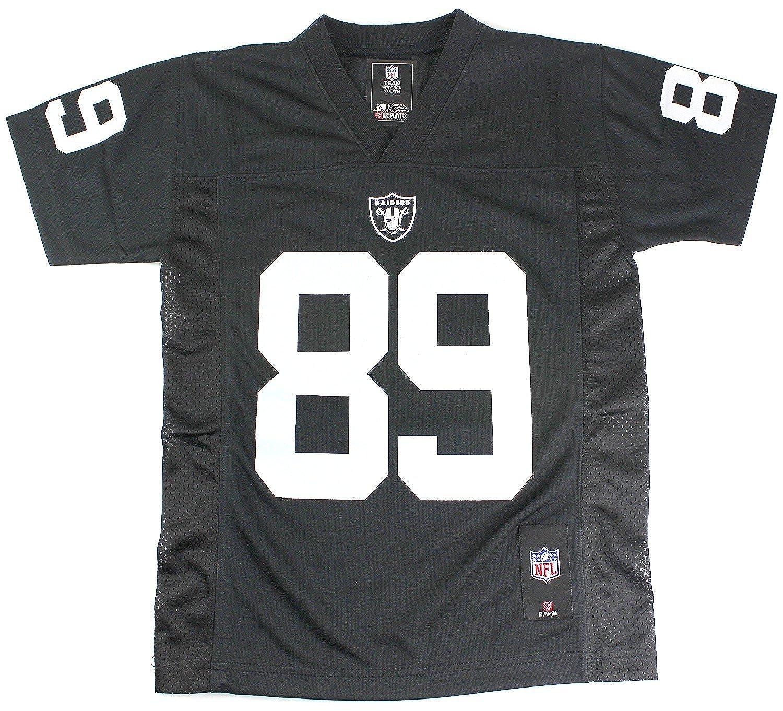online retailer 10139 0fd4c Amari Cooper Oakland Raiders #89 Black NFL Kids 4-7 Home Mid Tier Jersey