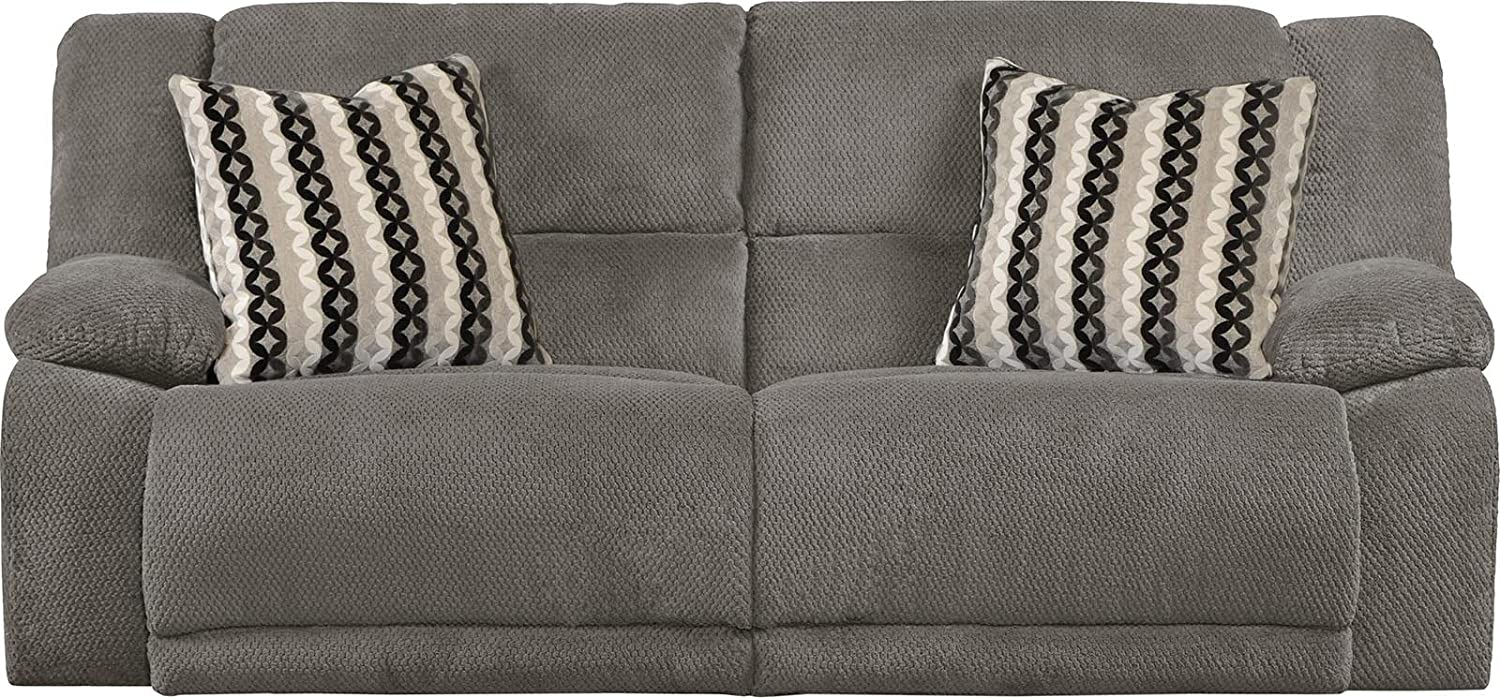 Catnapper Hammond Sectional with Sofa - Wedge and Loveseat