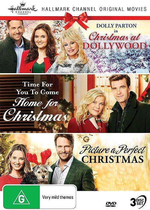 Top 7 Home For Christmas 3 Dvd