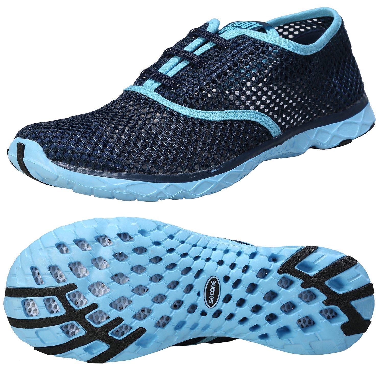 Amazon.com | Zhuanglin Women\'s Mesh Slip on Water Shoes | Water Shoes