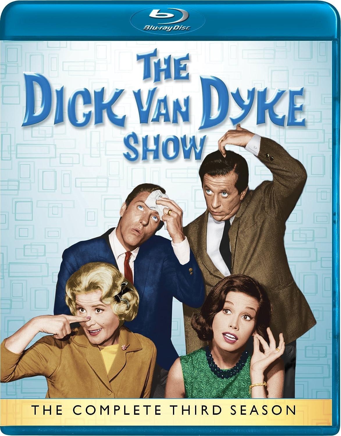 Dick dvd dyke van