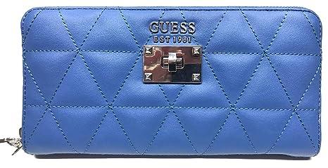 Guess Laiken SLG VG740746 - Monedero, Color Azul: Amazon.es ...