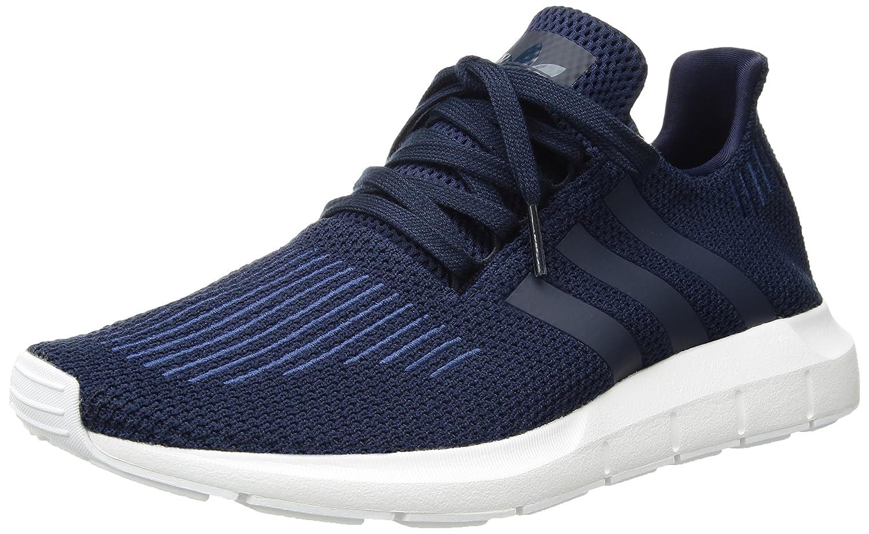 adidas Originals Men's Swift Running Shoe B077X97ZK1 9.5 D(M) US Collegiate Navy/Collegiate Navy/White