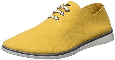 Muroexe Herren Atom Moss Flame Sneaker