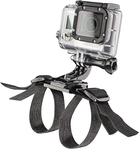 Mantona Längenverstellbarer Gurt Für Fahrradhelme Und Kamera
