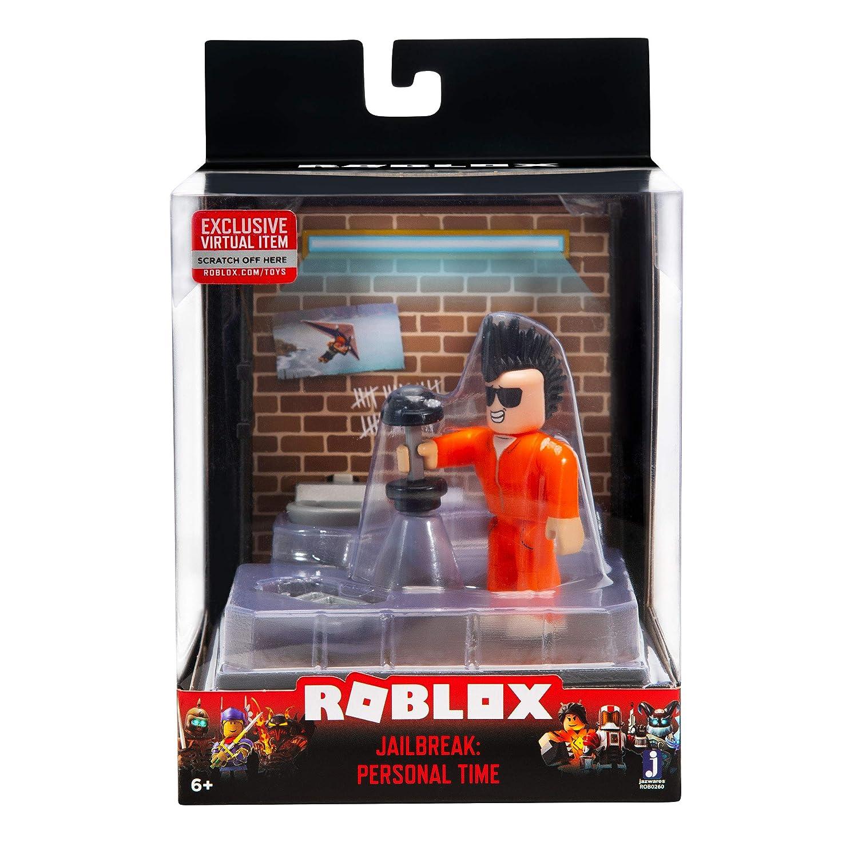 Amazon com: Roblox Jailbreak: Personal Time Desktop Series