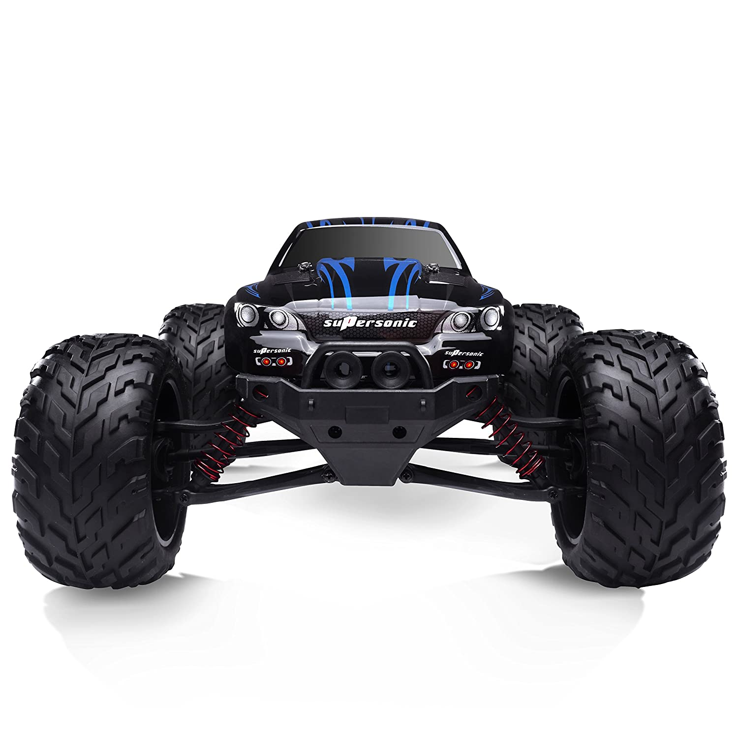 Amazon HOSIM All Terrain RC Car 9112 38km h 1 12 Scale Radio Controlled Electric Car froad 2 4Ghz 2WD Remote Control Truck Best Christmas Gift