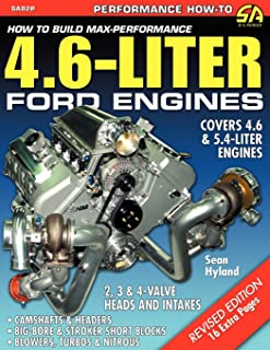 how to rebuild 4 6 5 4 liter ford engines george reid rh amazon com