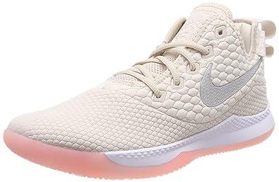hot sale online 37647 555b6 Nike Herren Lebron Witness Iii Basketballschuhe Beige (Lt Orewood  BRN/White/Desert Sand