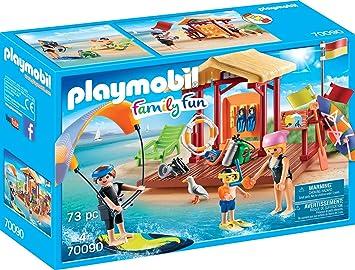 Playmobil 70090 Family Fun Agua Deportes de Escuela