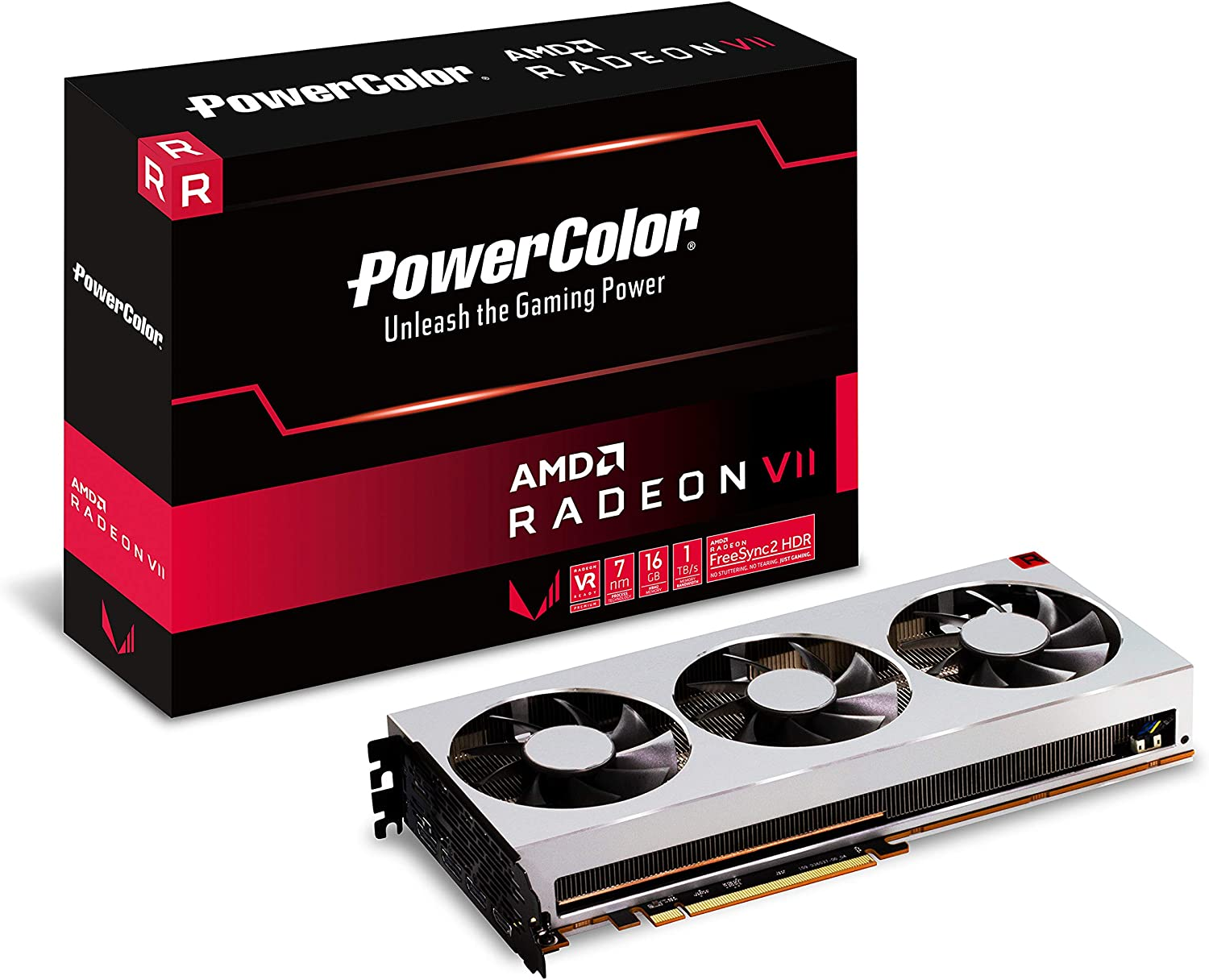 PowerColor Radeon VII 16GB HBM2 PCI-E DP/HDMI Vega 7nm Video Graphics Card