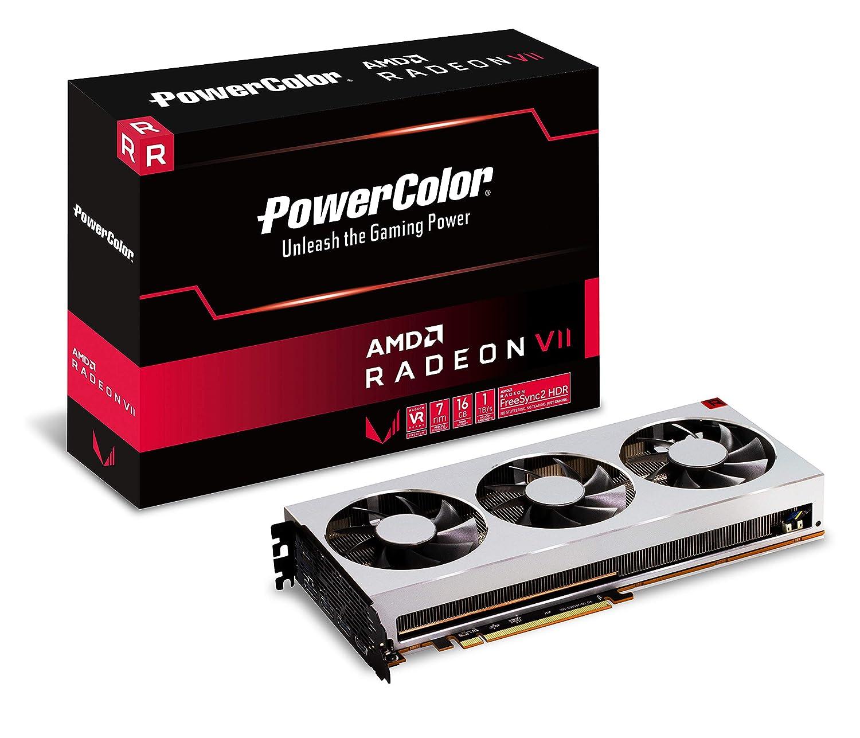 PowerColor Radeon VII 16GB HBM2 PCI-E DP/HDMI Vega 7nm Video Graphics Card