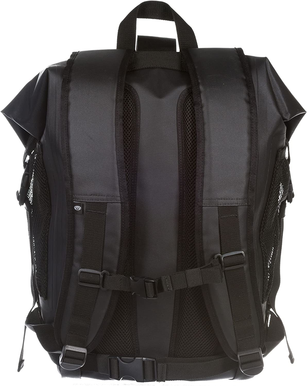 Animal Mens Darwin Explorer Two Strap Backpack Black