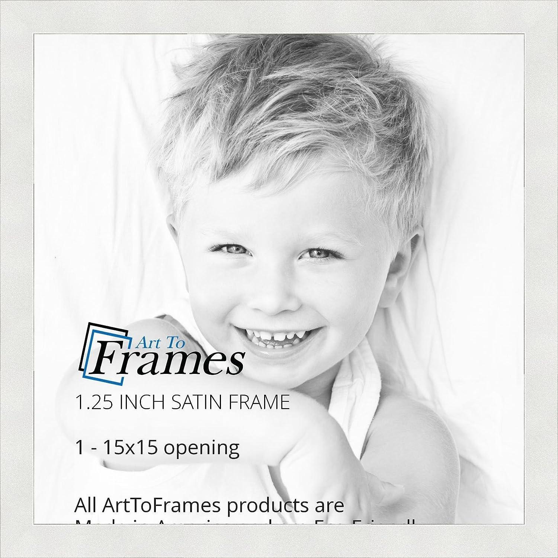 Amazon arttoframes 15x15 inch satin white frame picture amazon arttoframes 15x15 inch satin white frame picture frame 2womfrbw26074 15x15 single frames jeuxipadfo Choice Image