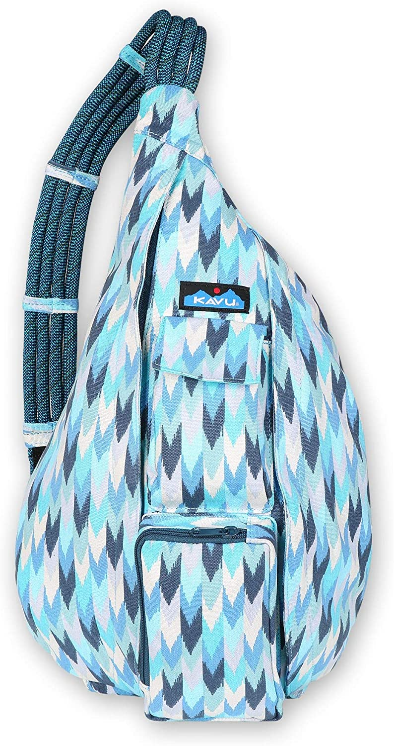 KAVU Original Rope Bag Cotton Crossbody Sling ?
