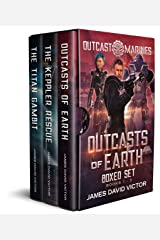 Outcasts of Earth Boxed Set: Outcast Marines Book 1-3 (Outcast Marines Omnibus 1) Kindle Edition