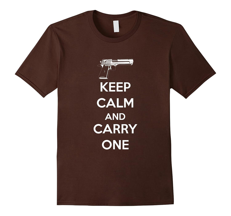 Funny 2nd Amendment T Shirt - Gun Rights Tee-Vaci
