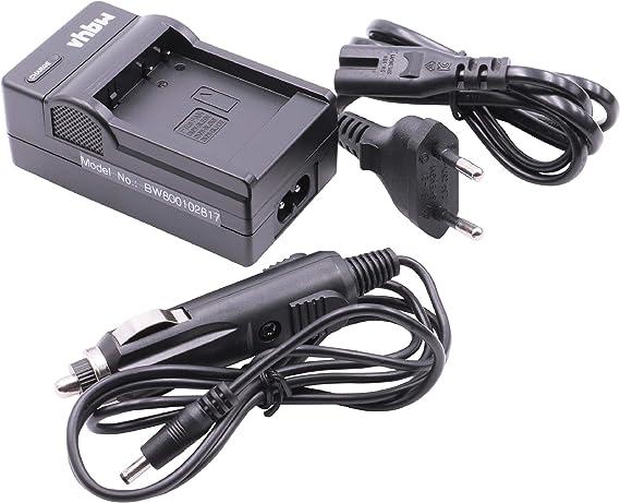 Vhbw Akkuladegerät Kompatibel Mit Panasonic Lumix Kamera