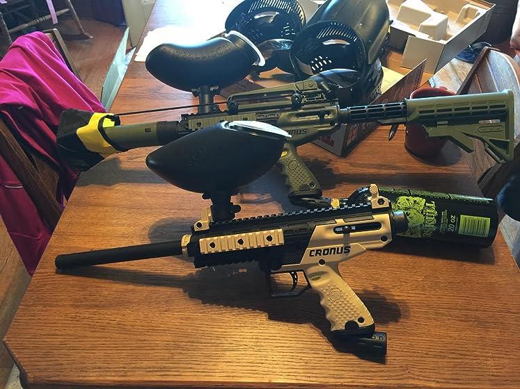 Tippmann Cronus Paintball Marker Gun Player Package GREAT GUN - GREAT FUN