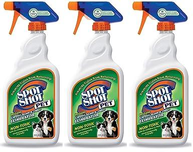 Spot Shot Pet Instant Moquette Smacchiatore Di Odori E Macchie 22 Oz Trigger Non Aerosol Amazon It Salute E Cura Della Persona
