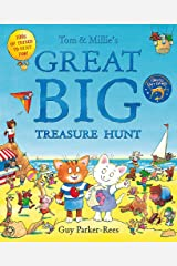 Tom and Millie: Tom and Millie's Great Big Treasure Hunt Hardcover