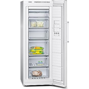 Siemens gehört zu den Top-Anbietern hochwertiger Küchengeräte, unter anderem auch Gefrierschränke.