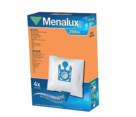 Amazon.com: Menalux sintético funda 2000pl 4 para Siemens ...