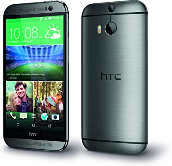 T-Mobile HTC One (M8) 16GB 4G Gris, Metálico: HTC: Amazon.es ...