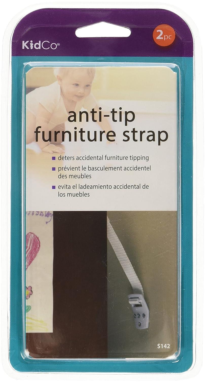 KidCo Anti-Tip Furniture Straps