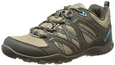 Hi-Tec Premilla Life Women's WP Multisport Shoes - 10 - Brown