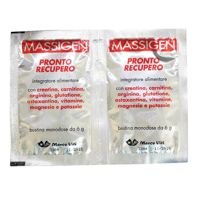 Massigen magnesio y potasio 14 bolsitas de Alimentos recuperación Suplemento de emergencia: Amazon.es: Salud y cuidado personal